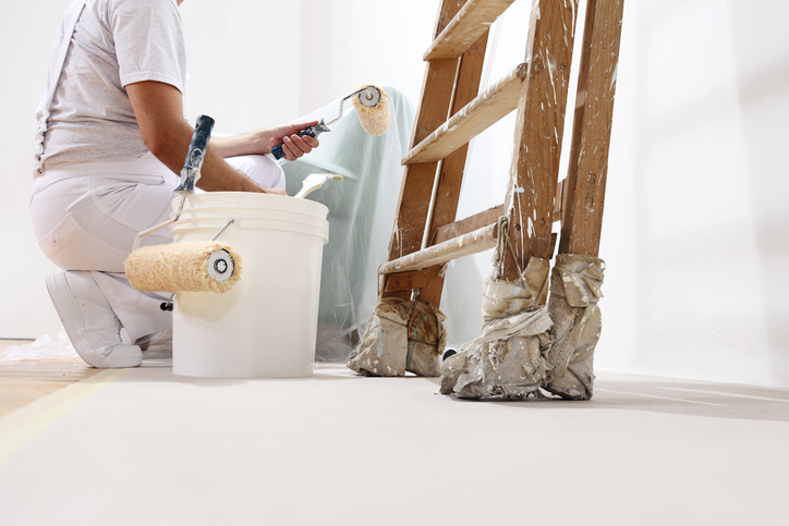 All About Our Painting & Decorating Services